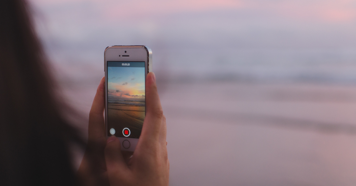 Använda telefonen på semester tips